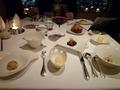 36階ミシュランふたつ星「ピエール・ガニェール」での夕食