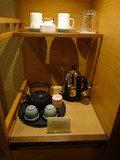 本格的な日本茶セット