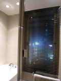 バスルームからもスカイツリーが見えました。