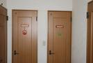 ロッヂTENのトイレ (共同ではないみたいですょ)
