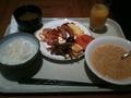 おいしかった朝食