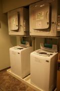 洗濯機と乾燥機!