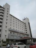 海沿いに佇むホテル