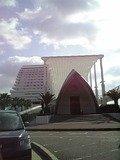 ホテル内の教会