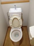 温泉隣接トイレ