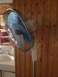 風呂場扇風機