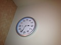 別館露天の湯時計