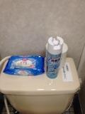 2階フロント近くお手洗い