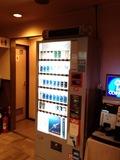 2階フロント近くの自動販売機