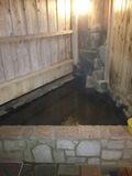 家族風呂浴槽