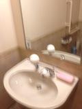 1階トイレの洗面