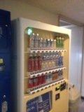 ジュース自動販売機2