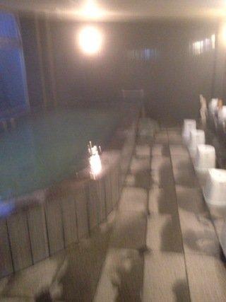 本館温泉浴室