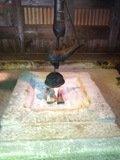 囲炉裏の施設