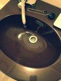 ユニットバス内の洗面