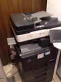 大きなコピー機