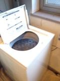ランドリーの洗濯機
