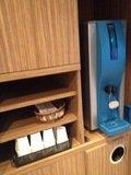 リラックスルームのコーヒーサービス