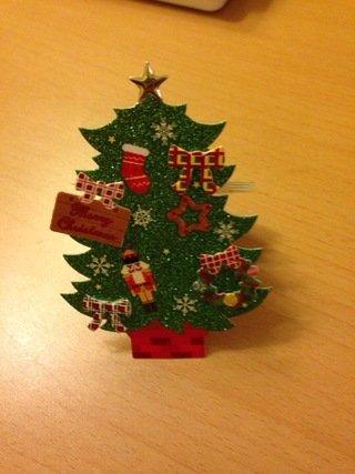 クリスマスアクセサリー