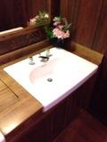 トイレの洗面