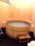 丸風呂浴槽
