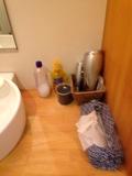 丸風呂のアメニティ