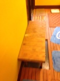脱衣所の台