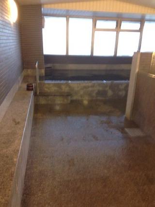 大浴場の浴室
