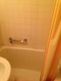 ユニットバスの浴槽