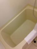 ユニットバス内浴槽