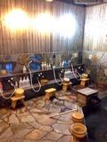 男湯の洗い場