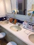 写真クチコミ:露天風呂洗面台