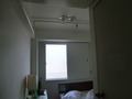 シングルルームの部屋