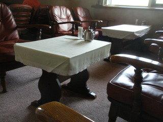 併設のレストラン