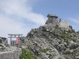 写真クチコミ:霊峰立山山頂