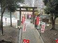 初詣は若松戸明神社