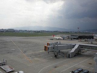 写真クチコミ:伊丹空港の眺望