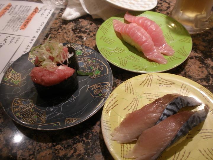 札幌といえば寿司