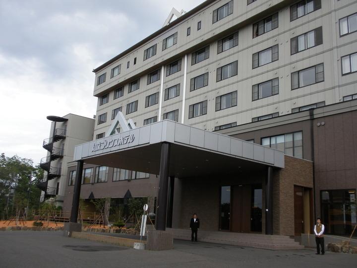 優雅なホテルです