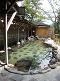 私の一番好きな露天風呂です