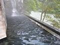 新館の露天風呂です。