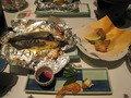 魚料理もばつぐん