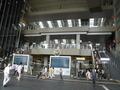 新しくなった大阪駅