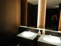 2階ロビーフロアの男性用トイレ