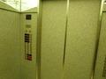 エレベータ内部