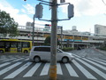 入口から福山駅