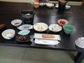 朝飯も堪能できます 豆腐が美味いんです
