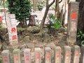 東京プリンスホテルの北隣の増上寺にめ組供養碑があります