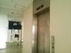 大浴場フロアのエレベーター