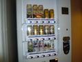 大浴場前にアルコール類の自販機がありました
